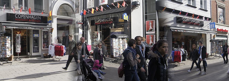<strong></strong>7 SOUVENIR BUTIKKER I K&Oslash;BENHAVN - Find vores butikker her &gt;