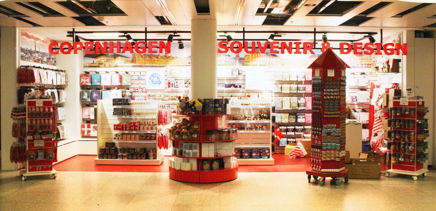 Copenhagen Souvenir, Koebenhavns Lufthavn, Lufthavnsboulevarden 6