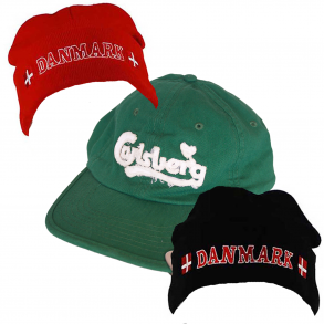 Caps og hatte