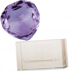 Krystal souvenirs