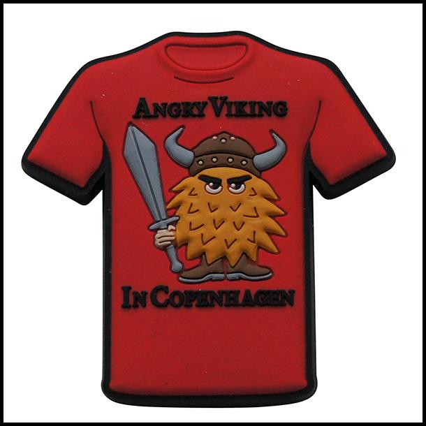 Magnet Copenhagen Viking T-shirt Rød
