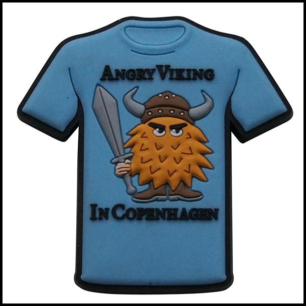 Magnet Viking Trøje Blå