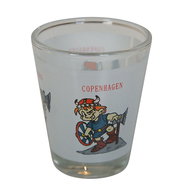Shotglas Viking