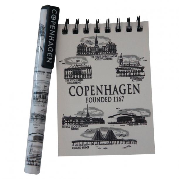 Blok Og Kuglepen Copenhagen