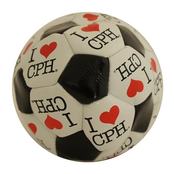 Minifodbold I Love CPH