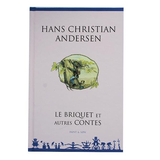Bog H.C. Andersen Eventyr Fransk
