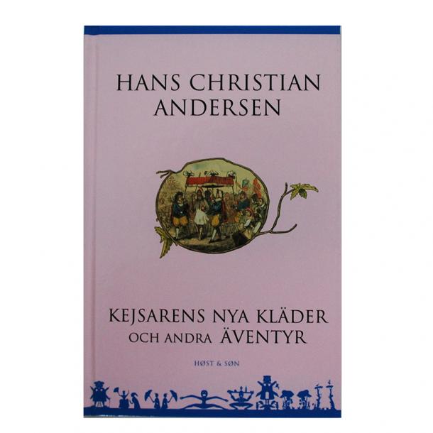 Bog H.C. Andersen Eventyr Svensk