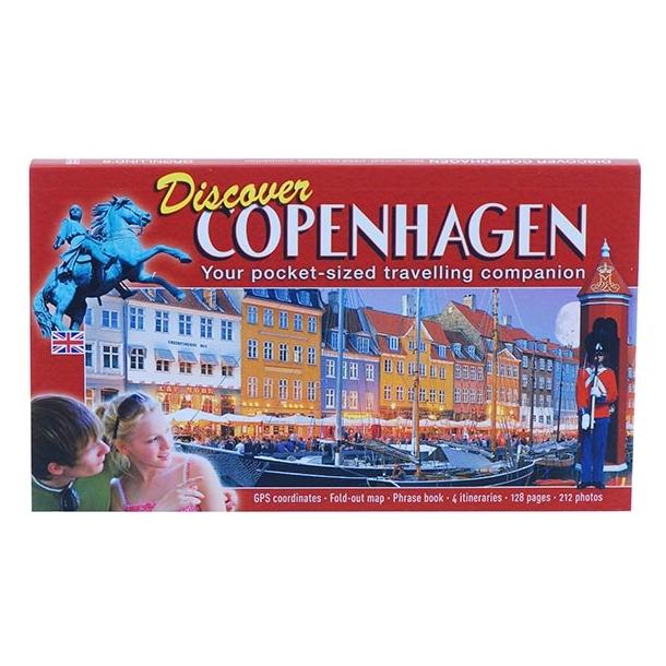 Bog Discover Copenhagen Engelsk
