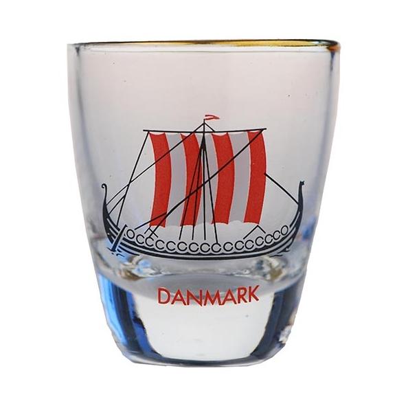 Shotglas Vikingeskib