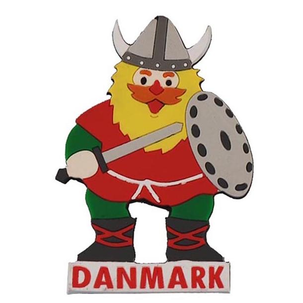 Magnet Viking Gummi
