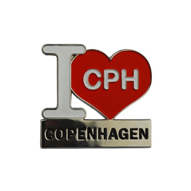 Magnet I Love Copenhagen