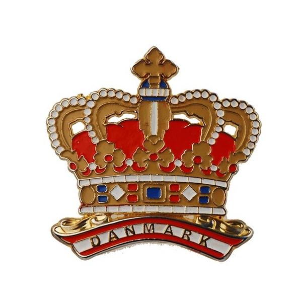 Magnet Krone Guld