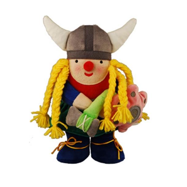 Plys Vikingepige