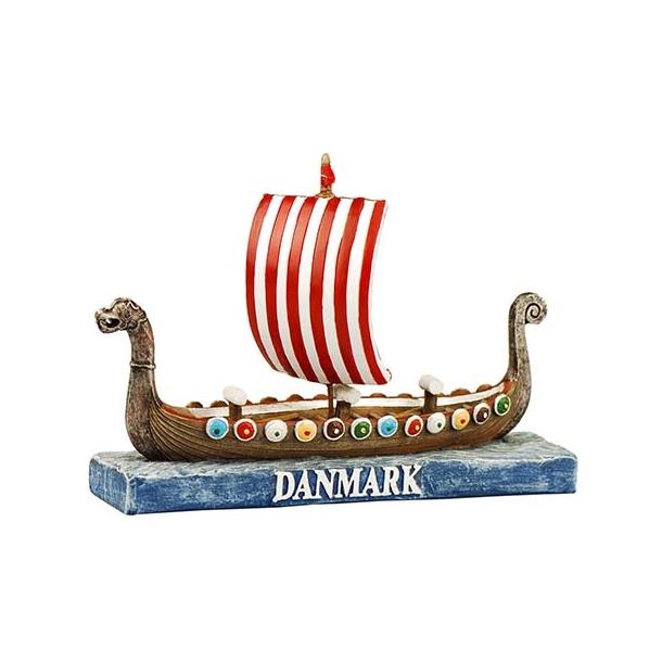 Figur Vikingskib