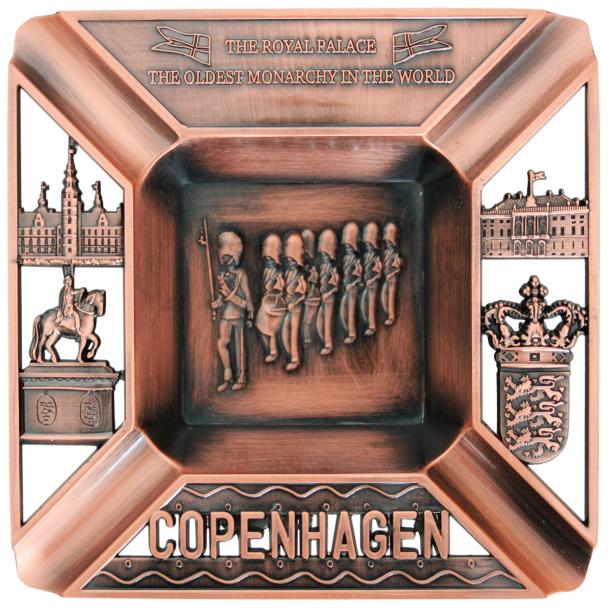 Askebæger Oldest Monarchy Bronze Metal