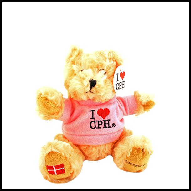Plys I Love CPH Lys Pink Medium