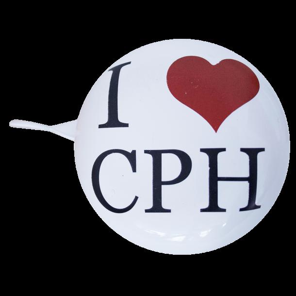 Ringeklokke I Love CPH