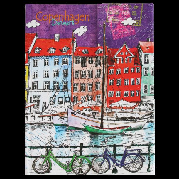 Notesbog Nyhavn Cykler