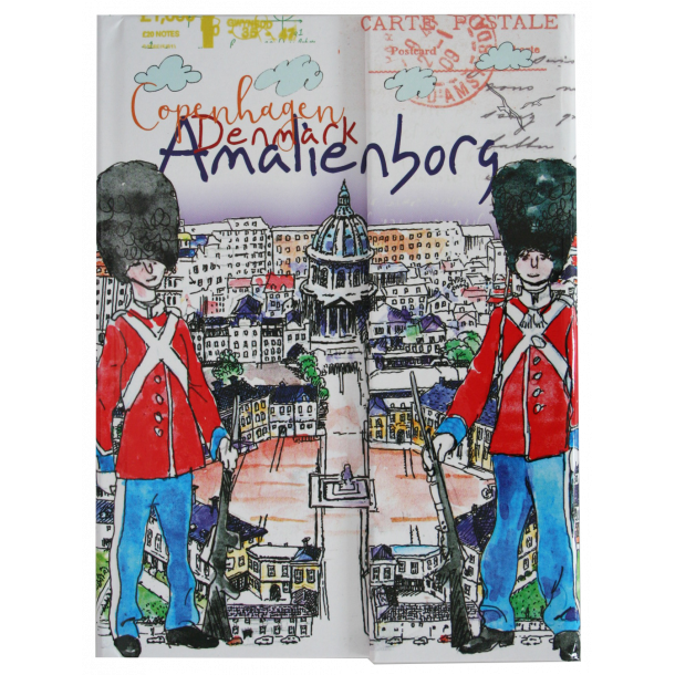 Notesbog Amalienborg