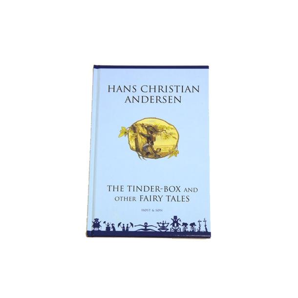 Bog H.C. Andersen Eventyr Engelsk