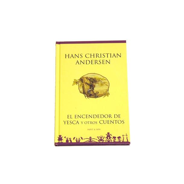 Bog H.C. Andersen Eventyr Spansk