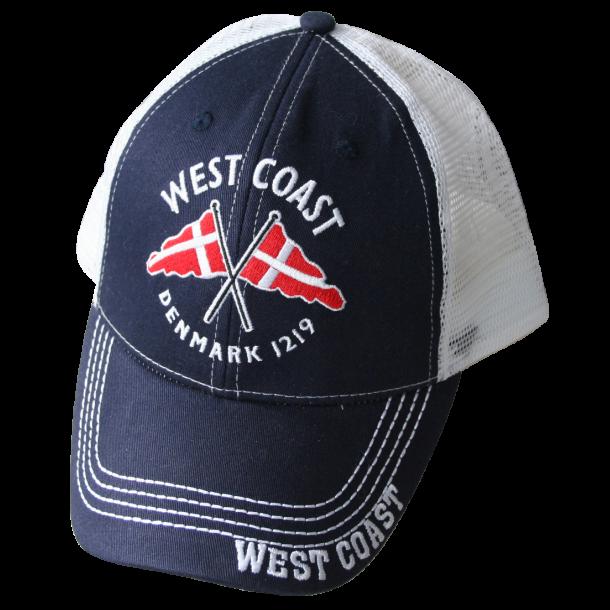 Kasket West Coast Flag