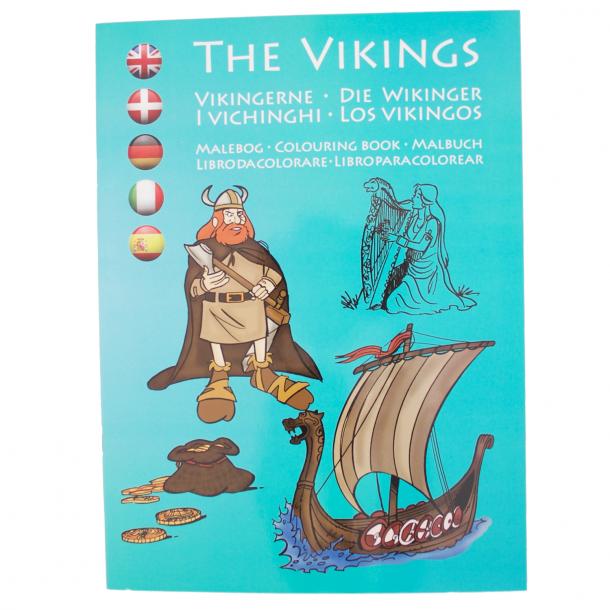Malebog Vikinger
