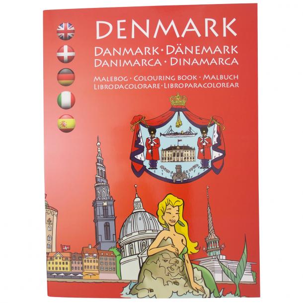 Malebog Denmark