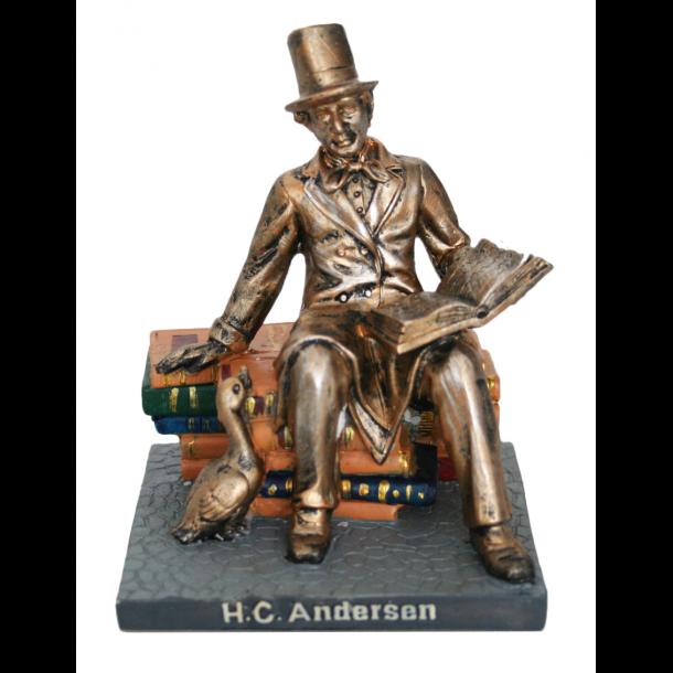 Figur H.C. Andersen Stor