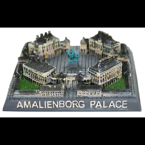 Figur Miniature Amalienborg Slot