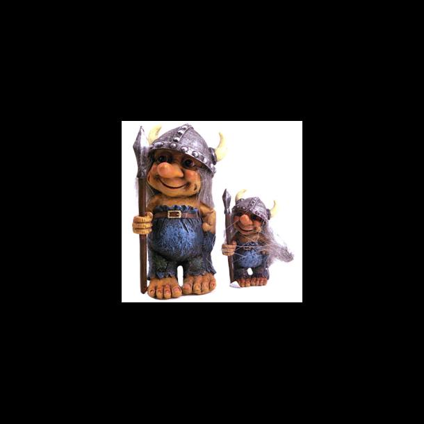 Figur Stor Vikingetrold