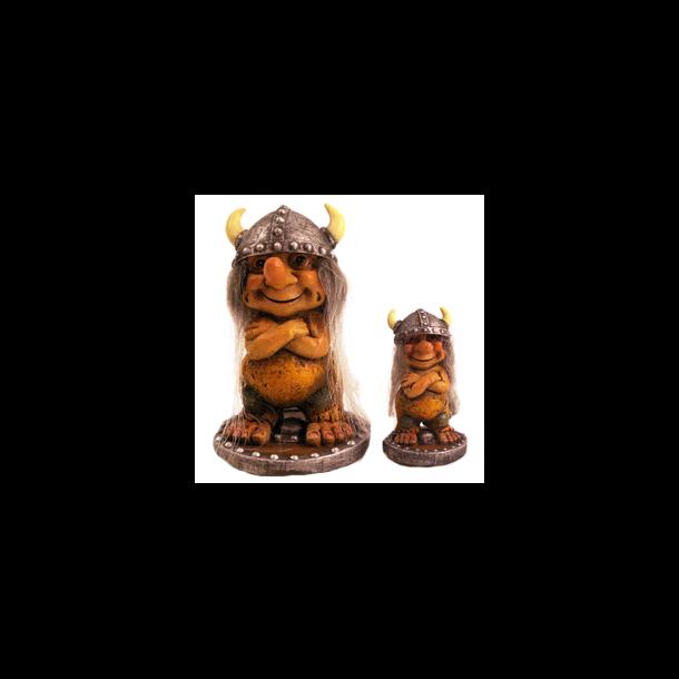 Figur Lille Vikingetrold