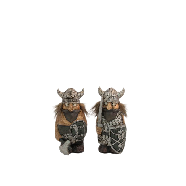 Figur Viking Træ - Vælg Én Slags