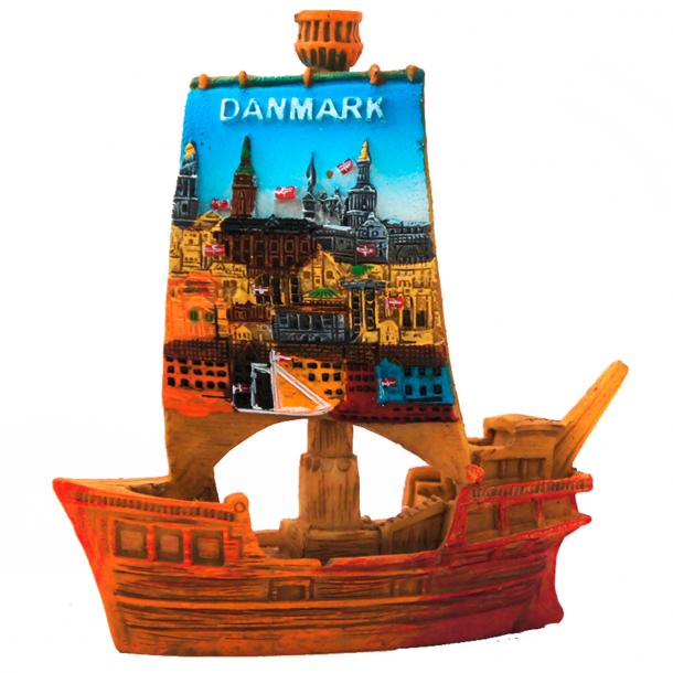 Figur Skib Danmark