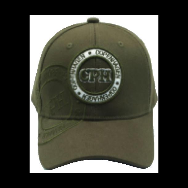 Kasket CPH Army Grøn