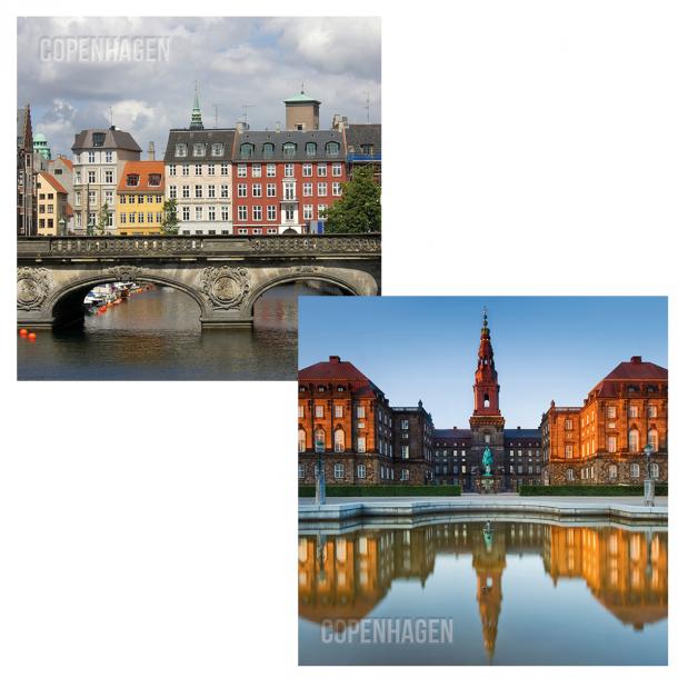 Drinksbrikker Københavns Kanaler