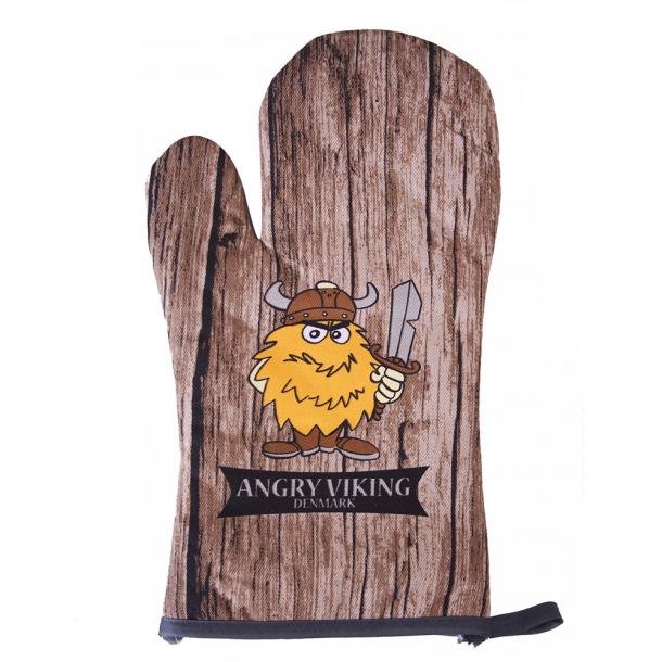 Grillhandske Angry Viking