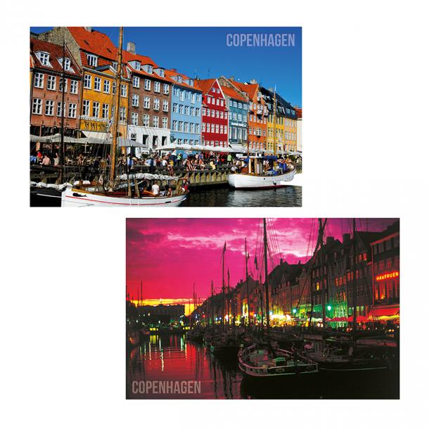Dækkeserviet Nyhavn