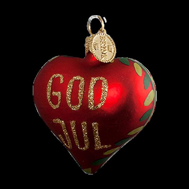 jul hjerte