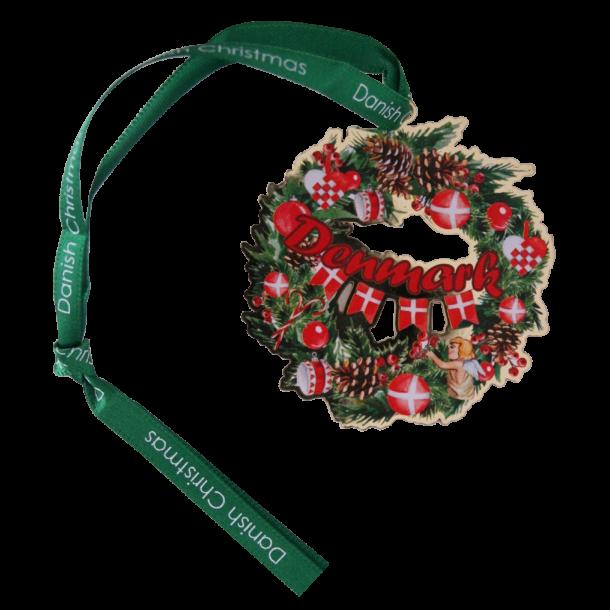 Juleophæng Krans