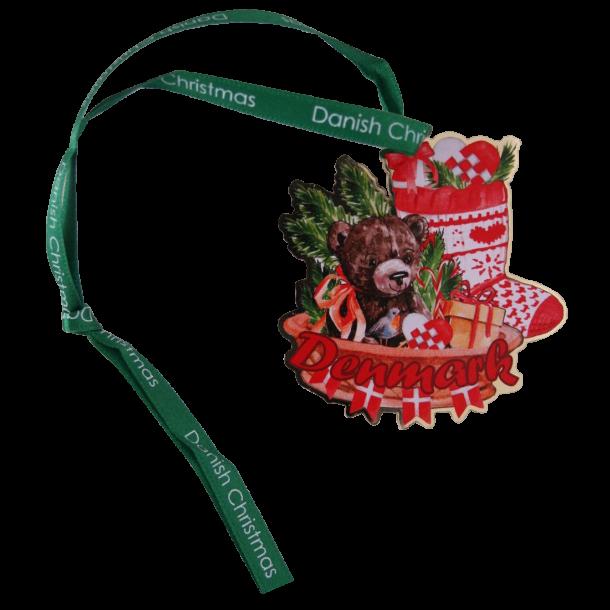 Juleophæng Bamse