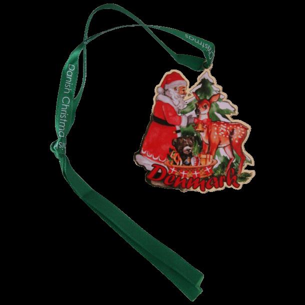 Juleophæng Julemand Rensdyr