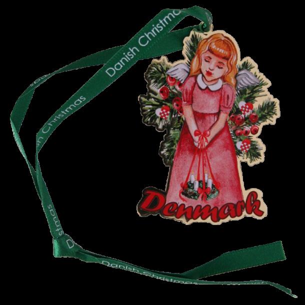 Juleophæng Engel Pige