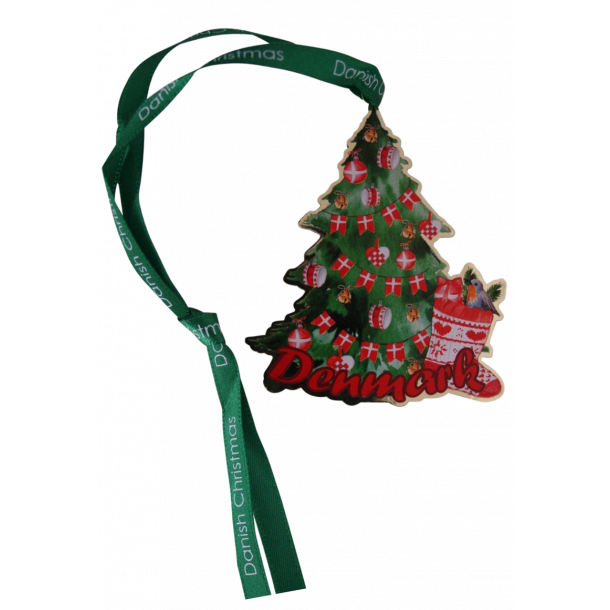 Juleophæng Juletræ
