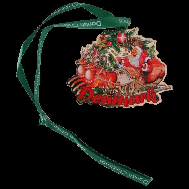 Juleophæng Slæde