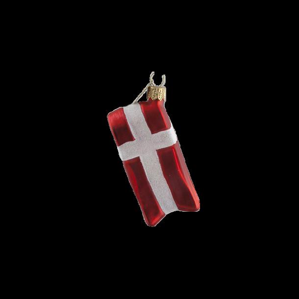 Juleophæng Flag 4 Cm