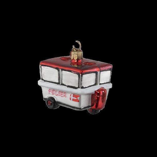 Juleophæng Pølsevogn