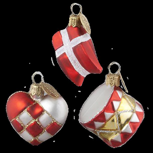 Juleophæng 3 Styk