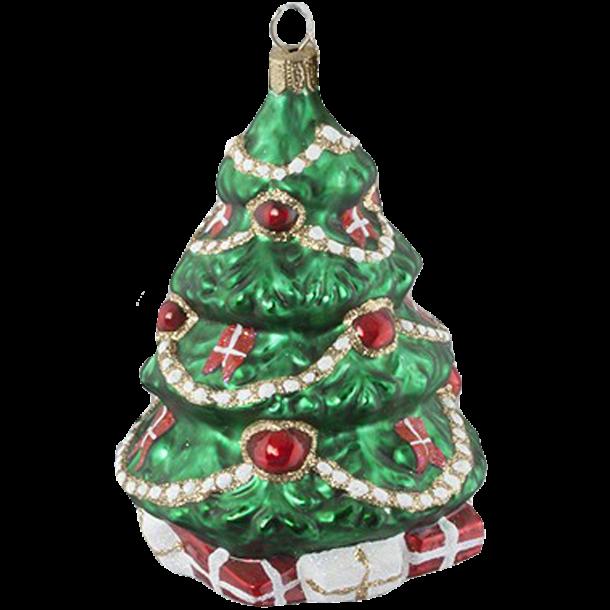 Julekugle Juletræ 6 Cm