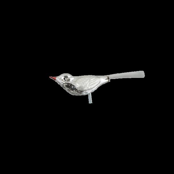 Juleophæng Fugl Hvid